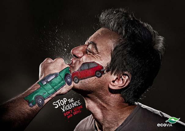Δημιουργικές διαφημίσεις σε αφίσες που δεν περνούν απαρατήρητες (2)