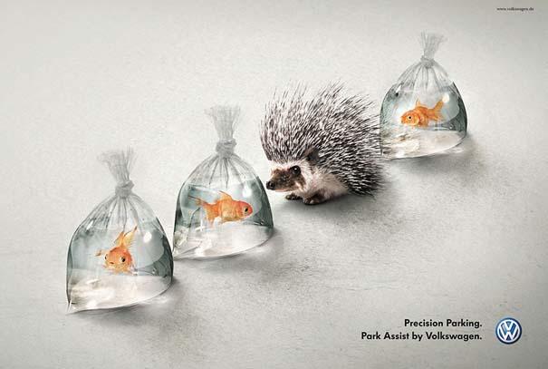 Δημιουργικές διαφημίσεις σε αφίσες που δεν περνούν απαρατήρητες (38)