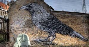 Doel: Το εγκαταλελειμμένο χωριό που παραδόθηκε στην τέχνη του δρόμου