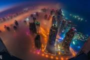 Εκπληκτικές φωτογραφίες από την οροφή κτηρίων στο Dubai (1)