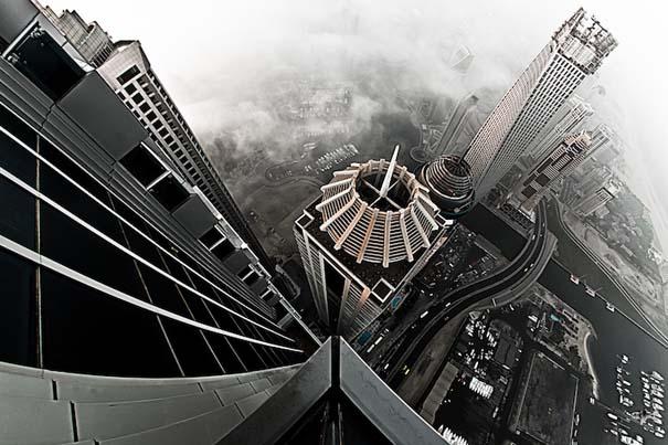 Εκπληκτικές φωτογραφίες από την οροφή κτηρίων στο Dubai (4)