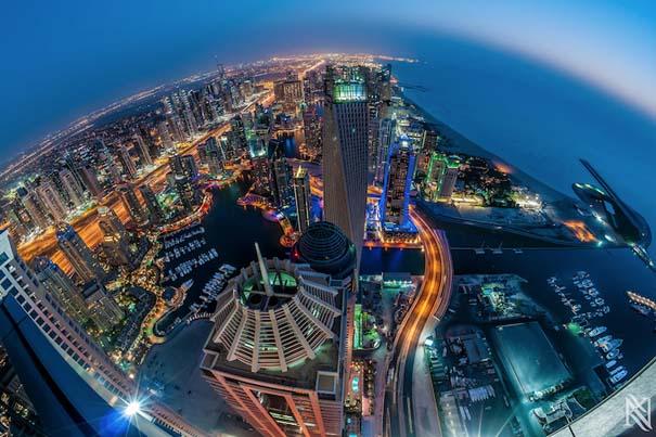 Εκπληκτικές φωτογραφίες από την οροφή κτηρίων στο Dubai (8)