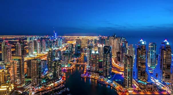 Εκπληκτικές φωτογραφίες από την οροφή κτηρίων στο Dubai (9)