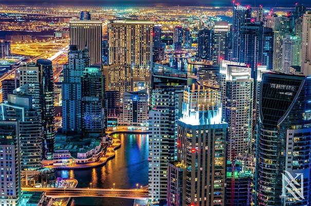 Εκπληκτικές φωτογραφίες από την οροφή κτηρίων στο Dubai (10)