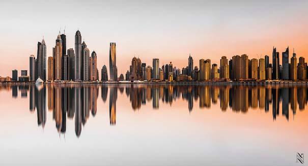 Εκπληκτικές φωτογραφίες από την οροφή κτηρίων στο Dubai (12)
