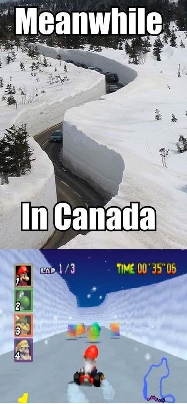 Εν τω μεταξύ, στον Καναδά... (11)