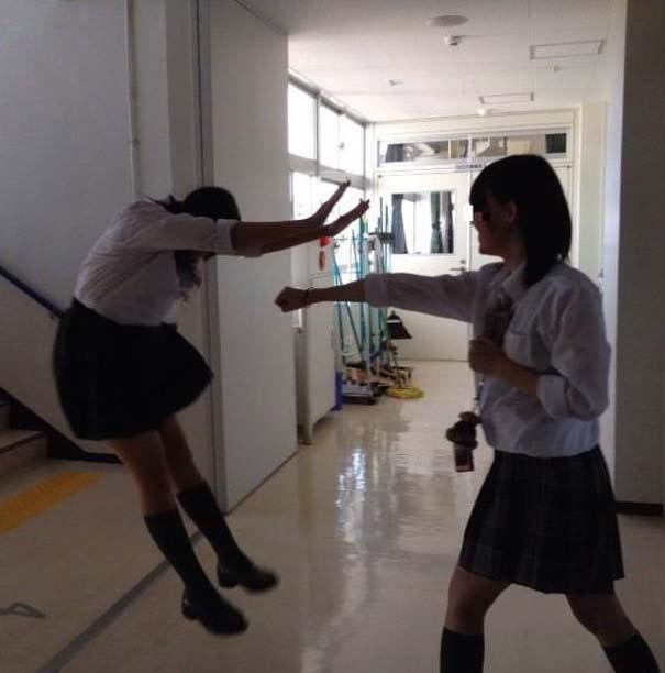 Εν τω μεταξύ, στα σχολεία της Ιαπωνίας... (3)
