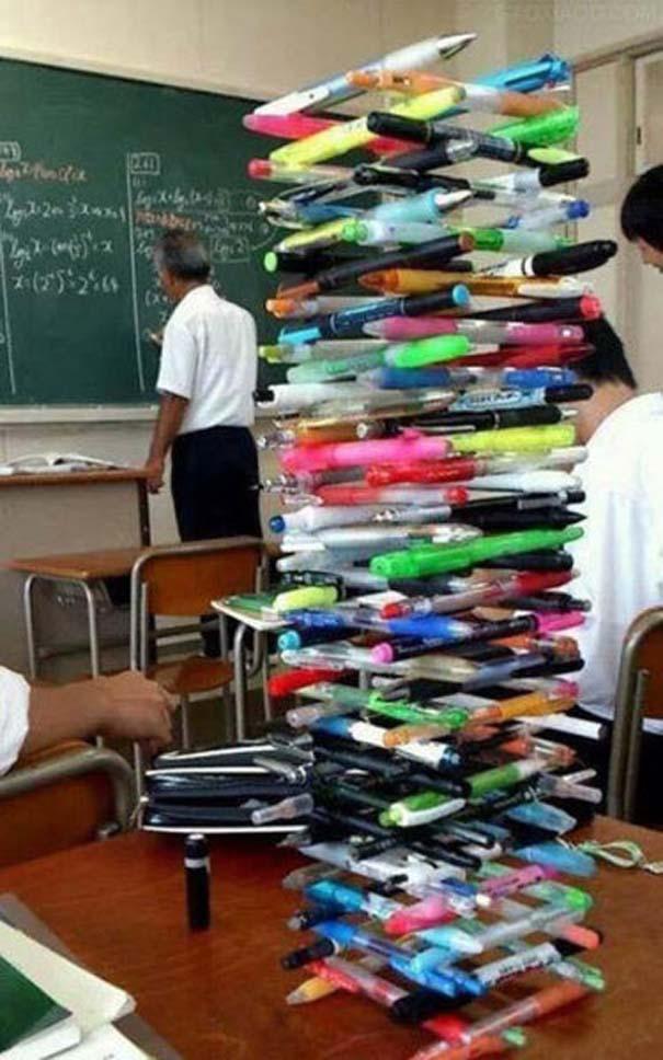 Εν τω μεταξύ, στα σχολεία της Ιαπωνίας... (4)