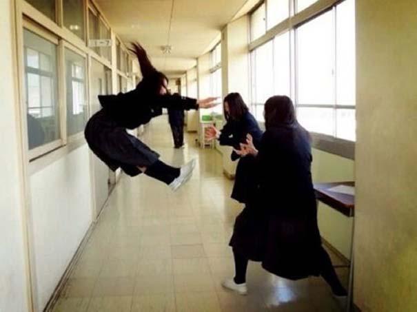 Εν τω μεταξύ, στα σχολεία της Ιαπωνίας... (7)