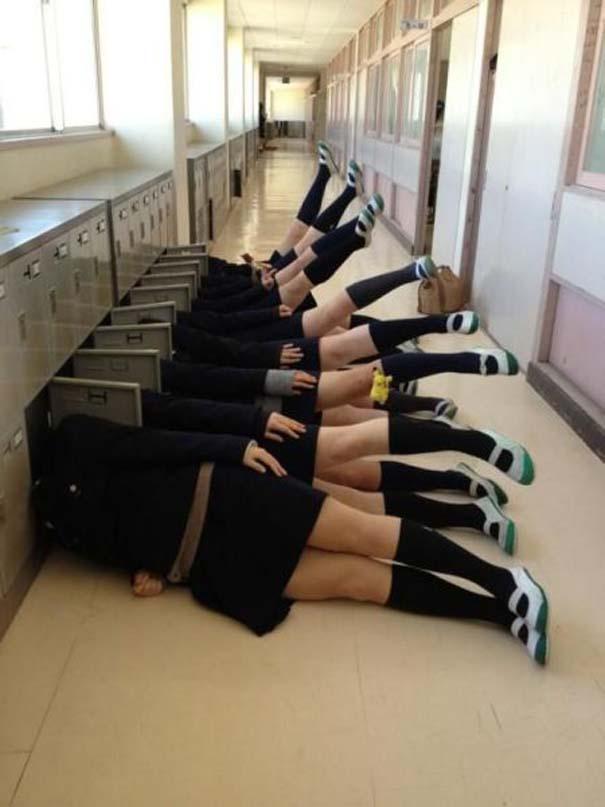 Εν τω μεταξύ, στα σχολεία της Ιαπωνίας... (11)