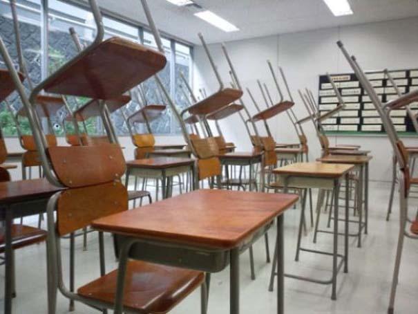 Εν τω μεταξύ, στα σχολεία της Ιαπωνίας... (15)