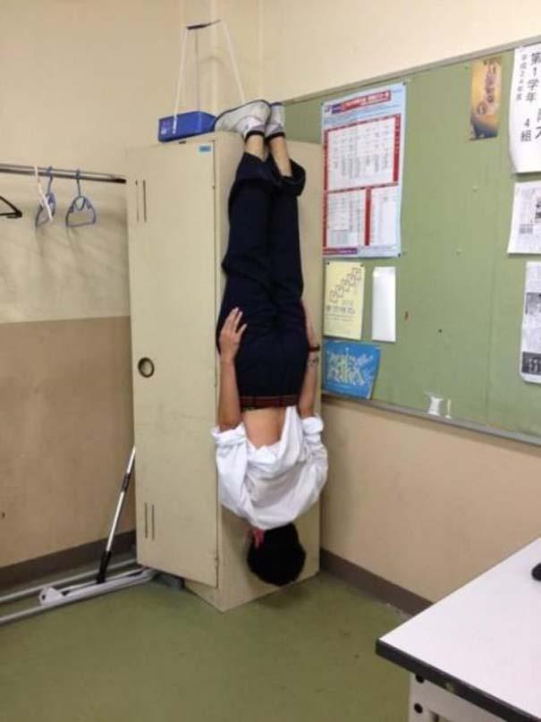 Εν τω μεταξύ, στα σχολεία της Ιαπωνίας... (17)
