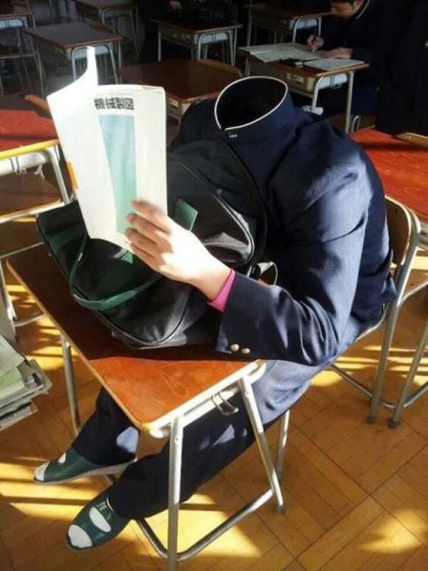 Εν τω μεταξύ, στα σχολεία της Ιαπωνίας... (21)