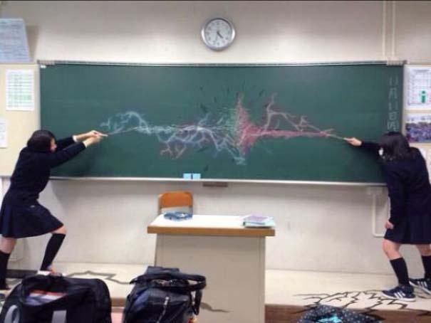 Εν τω μεταξύ, στα σχολεία της Ιαπωνίας... (22)