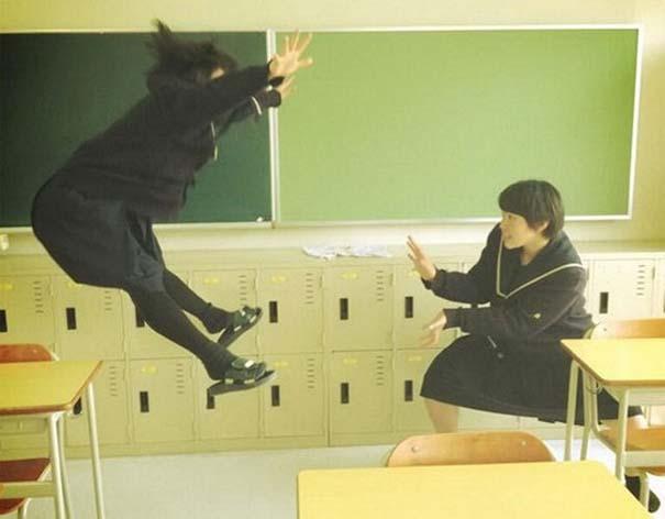 Εν τω μεταξύ, στα σχολεία της Ιαπωνίας... (25)