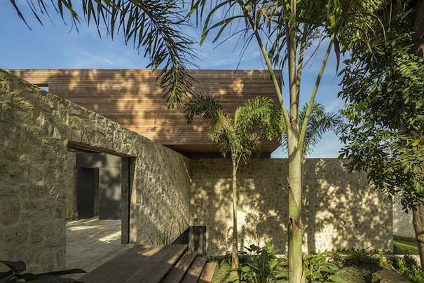 Εντυπωσιακή κατοικία από τον Arthur Casas (2)