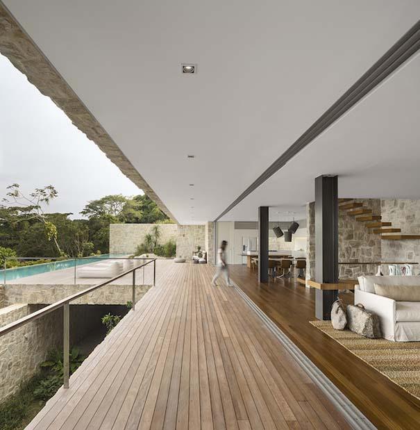 Εντυπωσιακή κατοικία από τον Arthur Casas (10)
