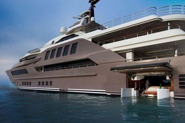 Εντυπωσιακό πολυτελές yacht (5)