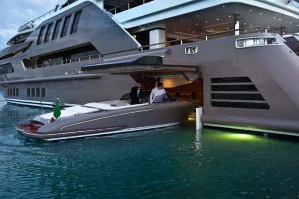 Εντυπωσιακό πολυτελές yacht (6)