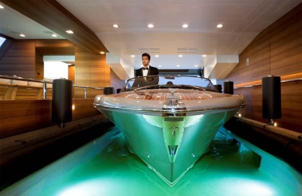 Εντυπωσιακό πολυτελές yacht (7)