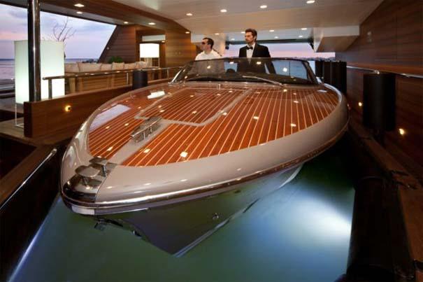 Εντυπωσιακό πολυτελές yacht (8)