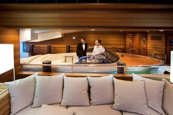 Εντυπωσιακό πολυτελές yacht (9)