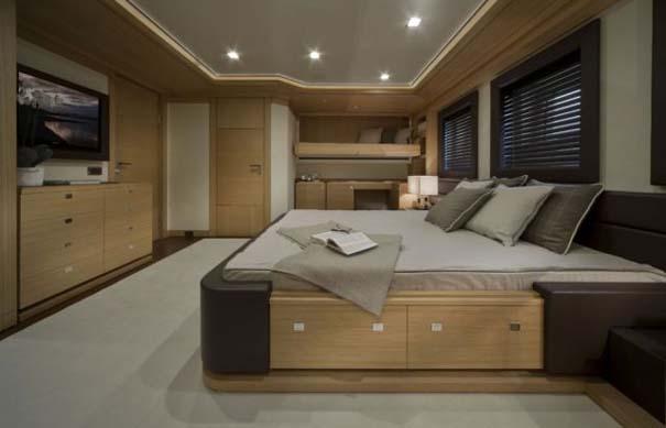 Εντυπωσιακό πολυτελές yacht (13)