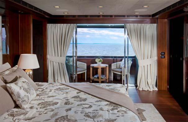 Εντυπωσιακό πολυτελές yacht (14)