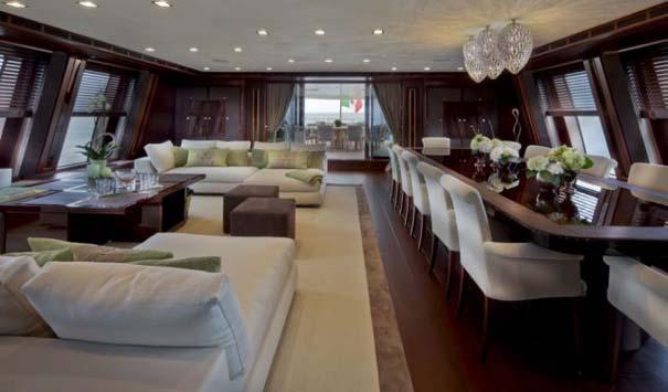 Εντυπωσιακό πολυτελές yacht (15)