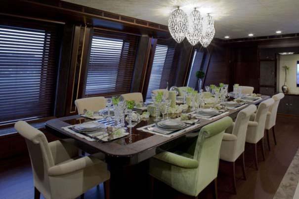 Εντυπωσιακό πολυτελές yacht (18)