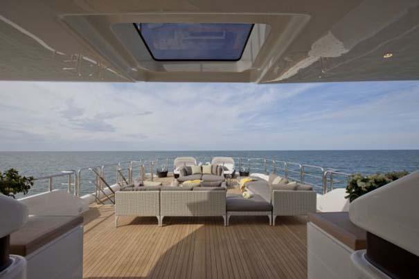 Εντυπωσιακό πολυτελές yacht (20)