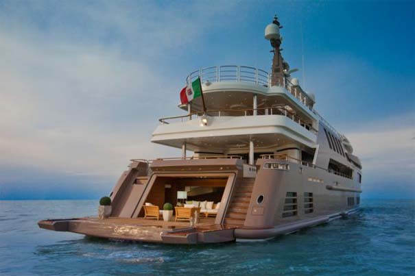 Εντυπωσιακό πολυτελές yacht (23)