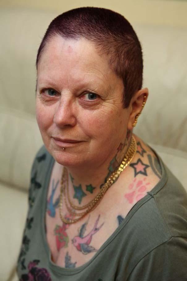 Η γιαγιά με τα 286 τατουάζ (3)