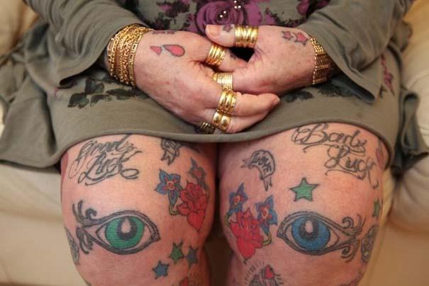 Η γιαγιά με τα 286 τατουάζ (7)