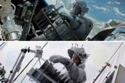 Gravity: Πριν και μετά τα ειδικά εφέ