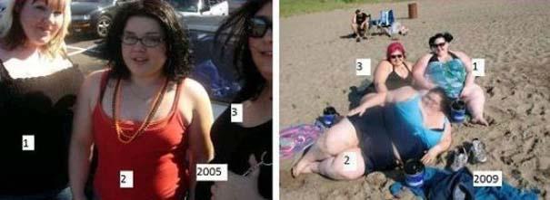 Γυναίκες που αφέθηκαν και έγιναν... αγνώριστες! (12)