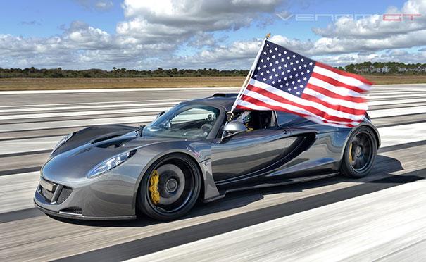 Hennessey Venom GT: Το ταχύτερο αυτοκίνητο στον πλανήτη