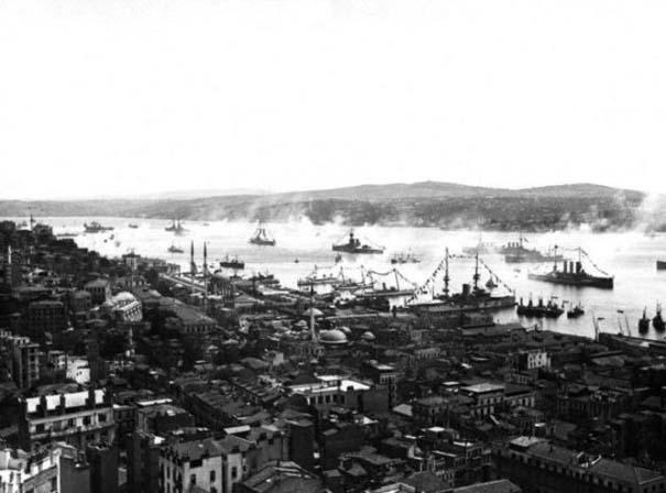 Ιστορικές φωτογραφίες του Α' Παγκοσμίου Πολέμου (7)