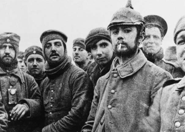 Ιστορικές φωτογραφίες του Α' Παγκοσμίου Πολέμου (9)
