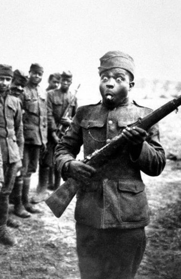 Ιστορικές φωτογραφίες του Α' Παγκοσμίου Πολέμου (12)