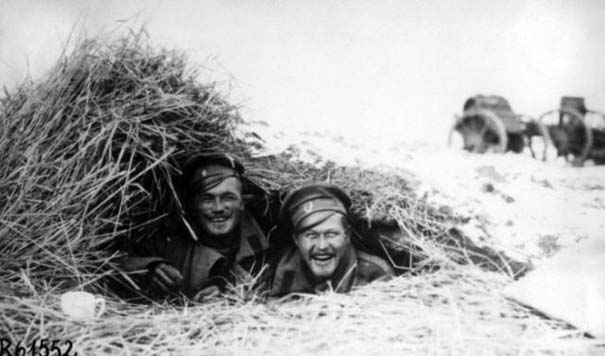 Ιστορικές φωτογραφίες του Α' Παγκοσμίου Πολέμου (13)
