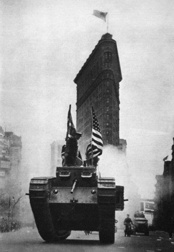 Ιστορικές φωτογραφίες του Α' Παγκοσμίου Πολέμου (14)