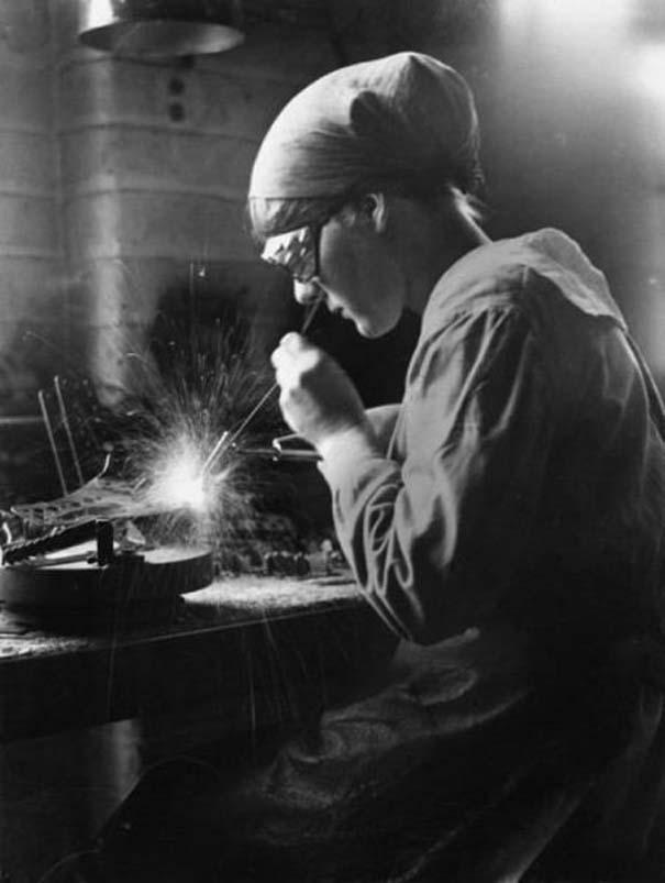 Ιστορικές φωτογραφίες του Α' Παγκοσμίου Πολέμου (15)