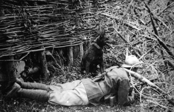 Ιστορικές φωτογραφίες του Α' Παγκοσμίου Πολέμου (17)