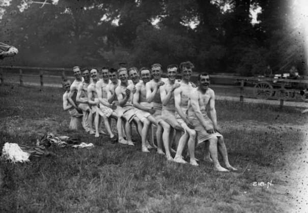 Ιστορικές φωτογραφίες του Α' Παγκοσμίου Πολέμου (34)