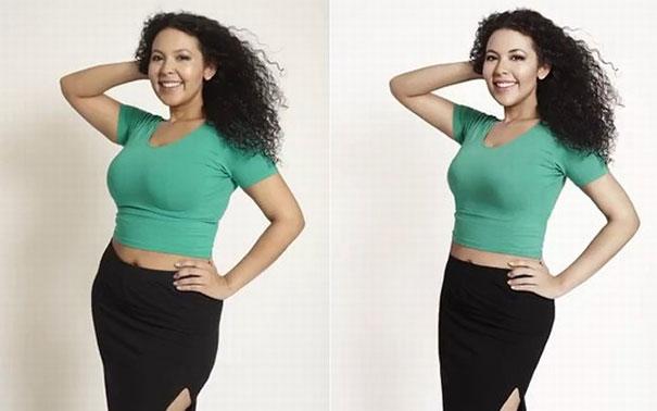 Μεταμορφώνοντας καθημερινές γυναίκες σε μοντέλα με το Photoshop