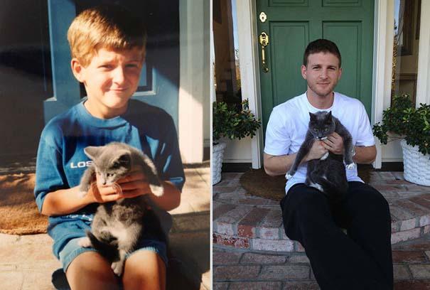 Κατοικίδια πριν και μετά (15)