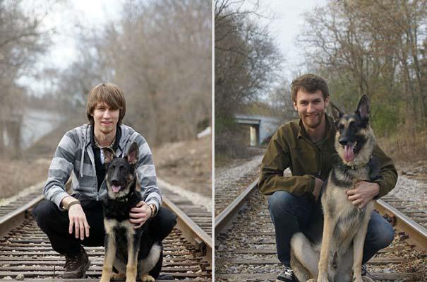 Κατοικίδια πριν και μετά (14)