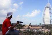 Κόλπα με frisbee στο Dubai