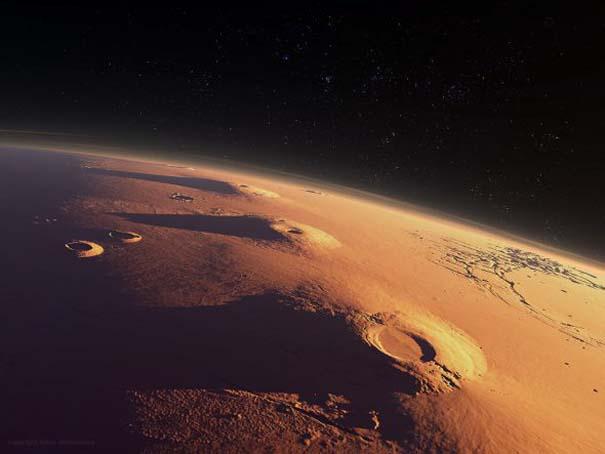 Μια κοντινή ματιά στον πλανήτη Άρη (1)